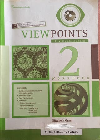 VIEW POINTS 2 BACHILLERATO