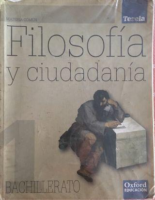 LITERATURA Y CIUDADANIA 1 BACHILLERATO