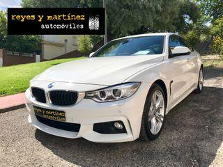 BMW Serie 4 2017 PAQUETE M DRIVE