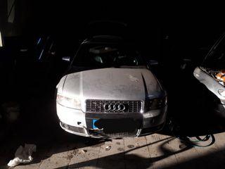 Audi A4 b6 años del 2001 hasta 2004