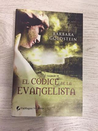 El códice de la evangelista B Goldstein tapa dura