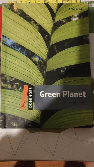 green planet libro de lectura