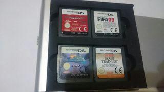 4 juegos de Nintendo (ENVIO INCLUIDO)