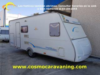 Caravelair Antares Luxe 510; año 2005
