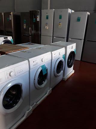 Lavadoras nuevas y con taras esteticas.