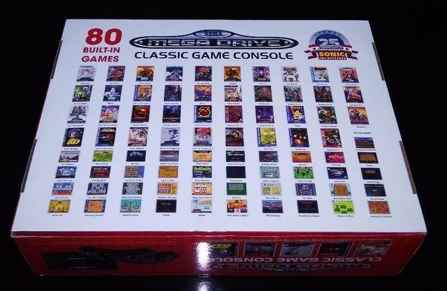 Nueva Sega Megadrive 80 Juegos De Segunda Mano Por 60 En Badajoz
