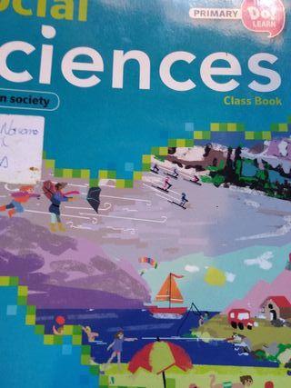 social y natural sciences de segundo de primaria