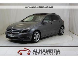 Mercedes-Benz Clase A 180 CDI BLUE EFFICIENCY URBN UTO