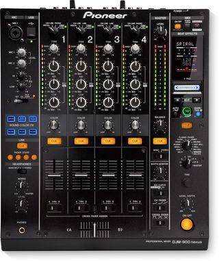 Alquiler equipo de sonido mixer djm 900 nexus