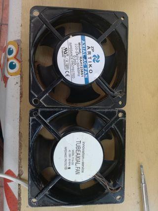 ventilador a 220w para incubadoras
