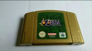 Zelda Majoras Mask N64 ( ENVIO INCLUIDO)