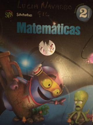 superpixepolis matemáticas segundo se primaria