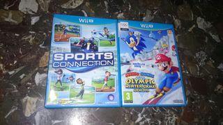Juegos consola Wii U ( ENVIO INCLUIDO)