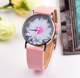 Lindo reloj pink!! Nuevo