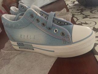 Zapatillas n38 ( calza 37)