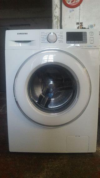 lavadora Samsung 7kg 1400 rpm eco Bubble, garantia