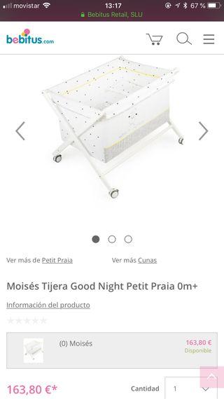 Moises Petitpraia Good night