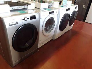 Lavadoras secadoras nuevas, taras outlet