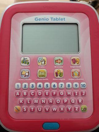 Genio tablet de Vtech.