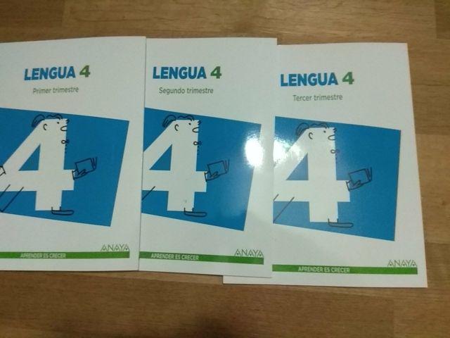 Libros 4° cuarto primaria anaya nuevos de segunda mano por 20 € en ...