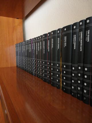 Coleccion de libros de RBA