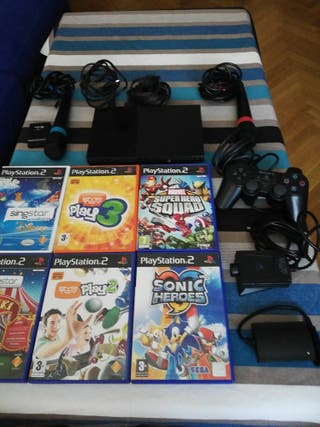 Pack de Playstation2