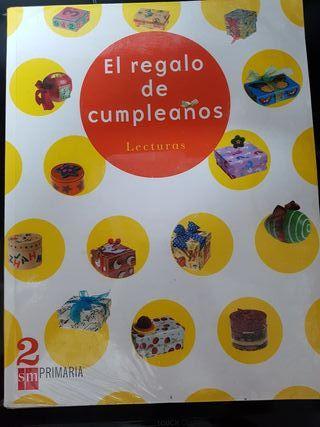 Libro lecturas 2° primaria El regalo..