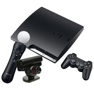 PS3 Slim con extras