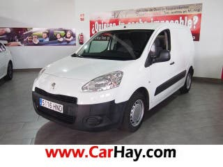 Peugeot Partner Furgon 1.6 HDI Confort L1 66kW (90CV)