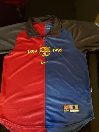 Camiseta del centenario del Fc Barcelona