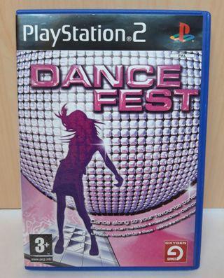 [PS2] Dance Fest