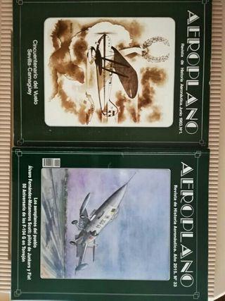 Colección Revista Aeroplano