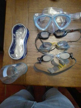 se venden gafa de buceo