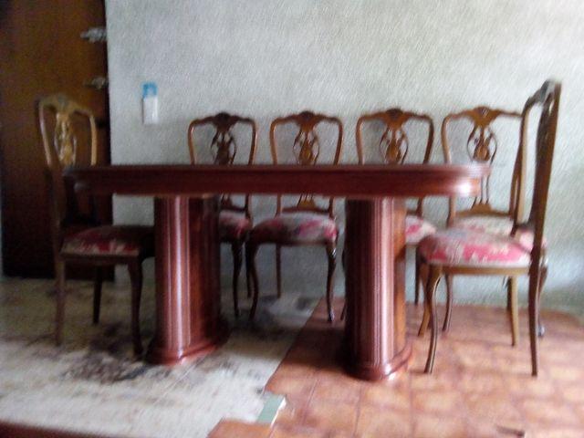 Muebles comedor. de segunda mano por 60 € en Gandía en WALLAPOP