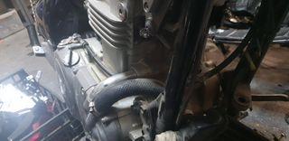Kawasaki Vulcan 500cc Motor para despiece