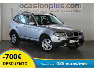 BMW X3 xDrive20d 130kW (177CV)