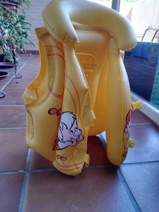 chaleco salvavidas para niños