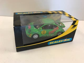 New beetle usado scalextric con luces