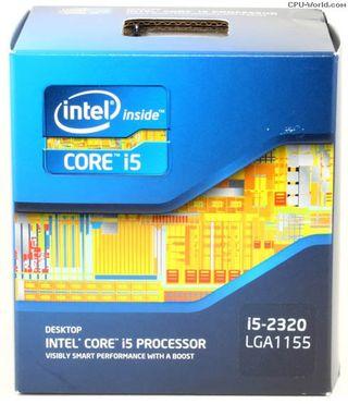 Procesador i5 2320 Socket 1155