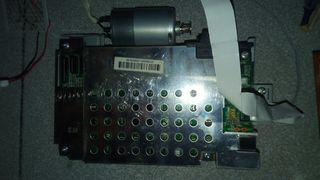Piezas de impresora epson dx4050