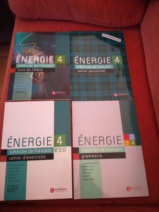 Libros de Francés 4 ESO