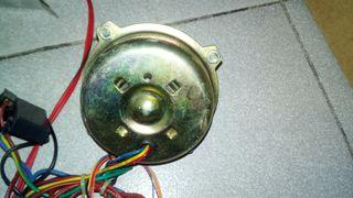 Motor de aspas calefactor split
