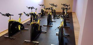 Lote bicicletas de spining 12 unidades