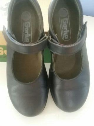 Zapatos piel Gorila