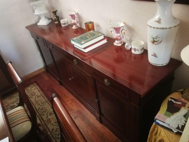 conjunto Salon Dormitorio y Recibidor