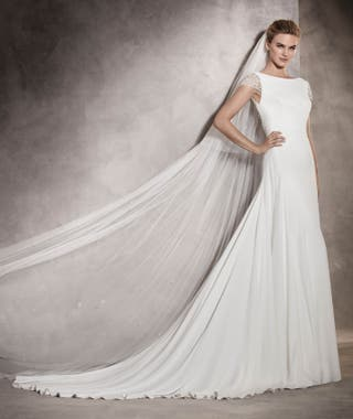 Vestido novia 2018 Pronovias