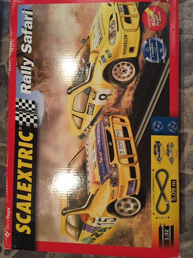 Scalextric Rally Safari
