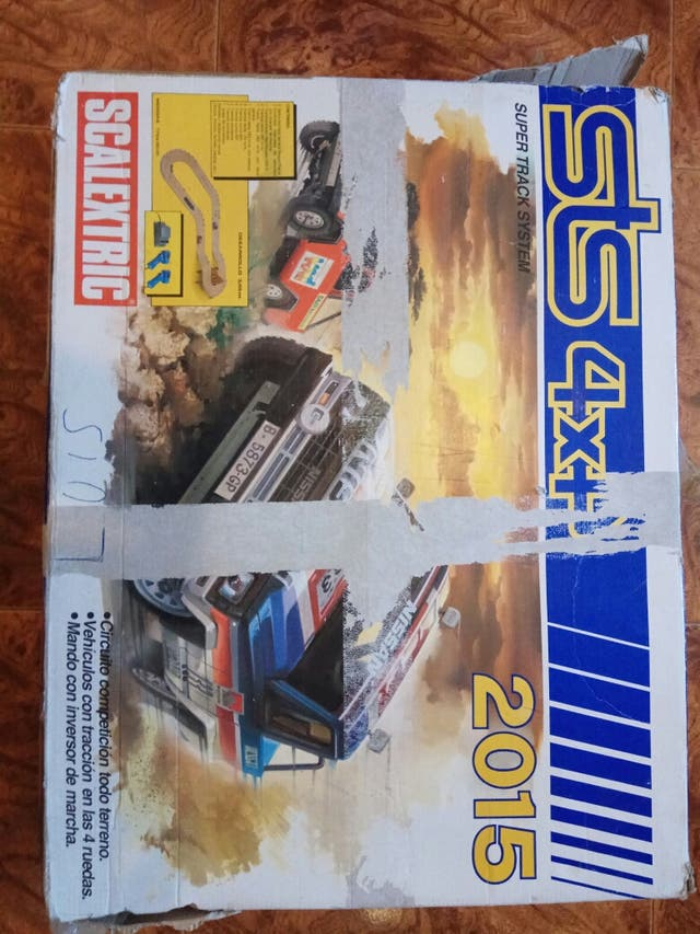 STS Scalextric 2015