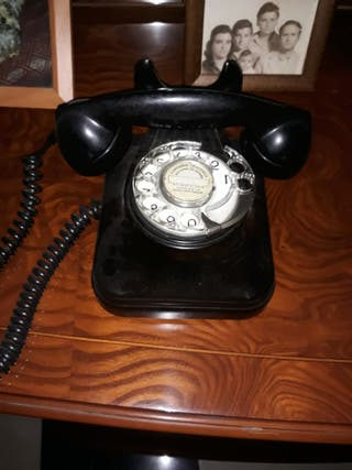 telefono antiguo.