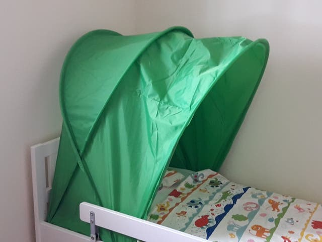 Dosel Cama Infantil De Segunda Mano Por 8 En Espartinas En